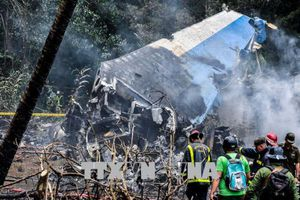 Cuba phản đối suy diễn chưa đủ căn cứ về vụ tai nạn máy bay