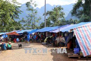 Lai Châu: Cuộc sống của người dân bản Sáng Tùng dần ổn định sau lũ