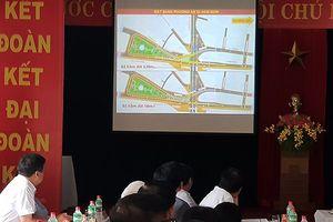 Đà Nẵng: Công viên APEC chỉ còn là đảo giao thông, cầu vượt thép che cầu Trần Thị Lý?