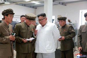 Ông Kim Jong-un chê trách cán bộ Triều Tiên khi thị sát nhà máy điện hạt nhân