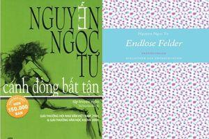 'Cánh đồng bất tận' thắng giải thưởng văn học Đức