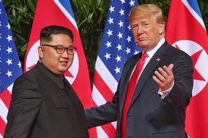 Tổng thống Mỹ 'bình thản' dù Triều Tiên chưa bắt đầu phi hạt nhân hóa