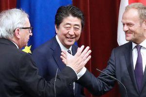 Nhật, EU, Nam Mỹ ký hàng loạt hiệp định tự do thương mại mới, Mỹ bị cô lập