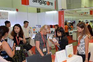 Doanh nghiệp Việt tham gia Hội chợ Quà tặng Singapore 2018