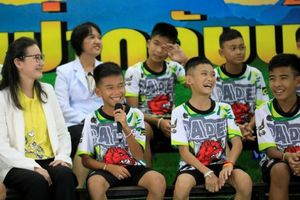 Đội bóng nhí Thái Lan: 'Chúng cháu sẽ trân trọng cuộc sống của mình hơn'