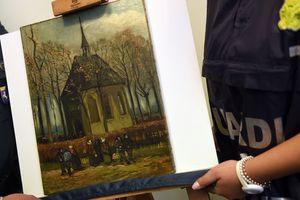 Cuộc săn lùng tội phạm nghệ thuật trong các băng đảng mafia
