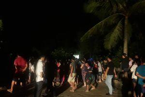 3 thanh niên chết đuối và mất tích khi tắm biển ở Quy Nhơn