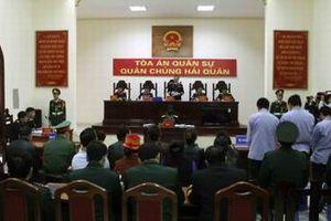 Dự thảo tuyển dụng và bố trí, sử dụng cán bộ Tòa án quân sự