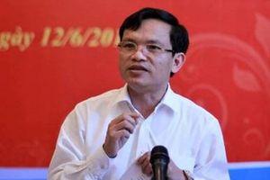 Vì sao 2 thanh tra ủy quyền vắng mặt lúc Hà Giang quét bài thi?