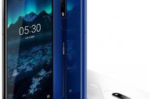 CHÍNH THỨC: Ra mắt Nokia X5 giá cực rẻ, đẹp tựa iPhone X