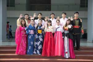 Đông Phương học – Sự lựa chọn của giới trẻ Việt năng động