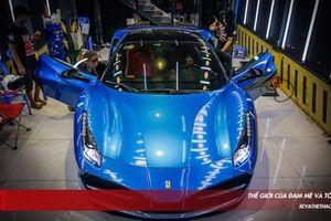 Sắp có thêm siêu phẩm Ferrari 488 GTB không đụng hàng cho tín đồ siêu xe Việt chiêm ngưỡng