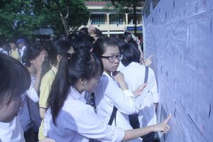 Sau vụ tiêu cực nâng điểm thi THPT Quốc gia 2018 tại Hà Giang: Những lỗ hổng cần 'bịt'