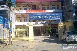Đừng để dư luận hoài nghi về một 'Trần Vũ Quỳnh Anh' thứ hai ở Thanh Hóa
