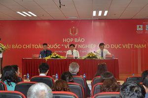Giải báo chí toàn quốc 'Vì sự nghiệp Giáo dục Việt Nam'
