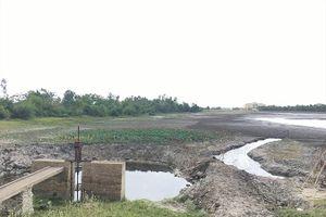 Thị trấn Ba Ðồn hết nước sạch