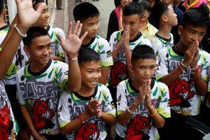 Cầu thủ nhí Thái Lan mơ trở thành binh sĩ Hải quân SEAL