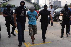 Bắt giữ nghi phạm đe dọa ám sát Quốc vương Malaysia