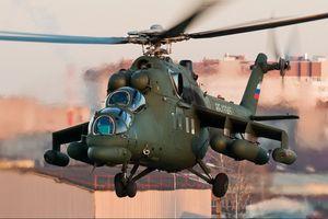 'Xe tăng bay' được sửa đổi dành riêng cho Tổng thống Putin có gì đặc biệt?