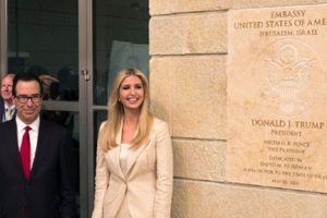 Mỹ tốn hơn 20 triệu USD để xây Đại sứ quán tại Jerusalem