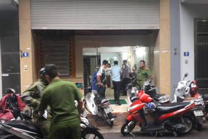 Công an dựng lại hiện trường vụ 2 phóng viên bị hành hung, dọa cắt gân ở Hà Đông