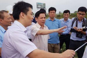 Bộ trưởng Nguyễn Văn Thể kiểm tra đường Bắc Giang - Lạng Sơn