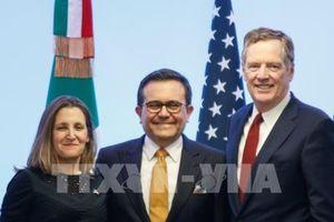 Các cuộc đàm phán về NAFTA sẽ được nối lại vào ngày 26/7
