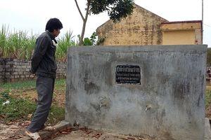 Thanh Hóa: Dân 'khát' bên những công trình nước sạch 'đắp chiếu'