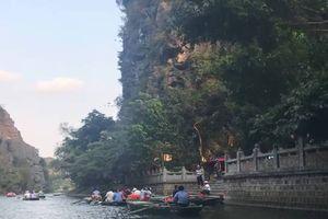 Ninh Bình: Doanh thu du lịch đạt trên 1.920 tỷ đồng