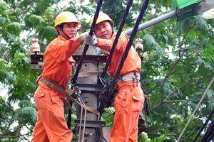 Bảo đảm an toàn điện trong mùa mưa bão