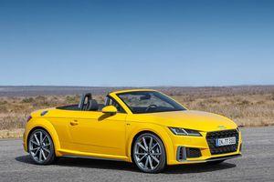 Audi TT 2019 ra mắt - nói không với máy dầu, nhiều điểm mới