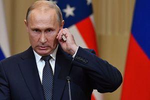 Putin cảnh báo có thế lực muốn phá hoại quan hệ Nga - Mỹ