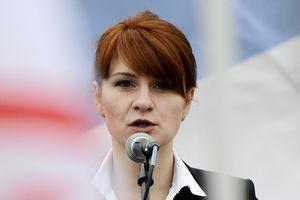 Nữ gián điệp Nga dùng 'mỹ nhân kế' để thâm nhập chính trường Mỹ?