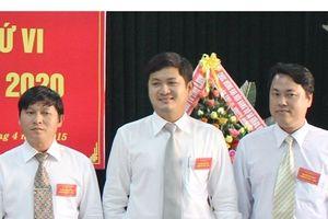 Miễn nhiệm chức danh Ủy viên UBND tỉnh với nguyên Giám đốc Sở KH-ĐT Quảng Nam