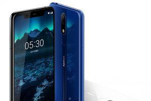 Nokia X5 giá rẻ có camera kép, 'tai thỏ' như iPhone X