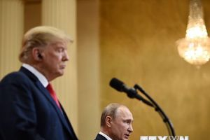 Tổng thống Trump: Cuộc gặp Tổng thống Nga không phải luôn dễ chịu