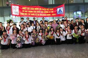 Đoàn Việt Nam đạt kết quả xuất sắc tại kỳ thi Toán học trẻ quốc tế