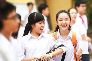54 thí sinh đầu tiên trúng tuyển đại học hệ chính quy của Đại học Huế