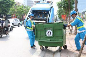 Đội nắng, mưa vì thành phố xanh