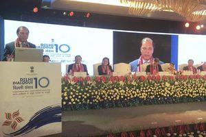 ASEAN - Ấn Độ thúc đẩy hợp tác biển