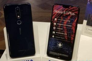 Nokia 6.1 Plus được 'cover' từ Nokia X6 sắp xuất hiện
