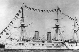 Bất ngờ tìm thấy xác tàu chiến Nga nghi chở 200 tấn vàng bị đắm hơn 1 thế kỷ trước