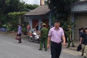 Khám nhà Phó phòng Khảo thí Hà Giang Vũ Trọng Lương