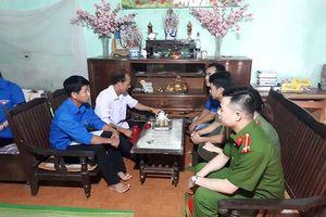 Thăm tặng quà các gia đình chính sách, Mẹ Việt Nam anh hùng