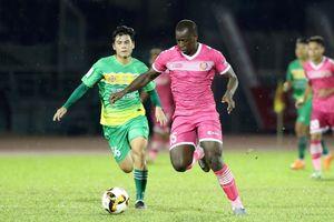 Đánh bại XSKT Cần Thơ, Sài Gòn FC tạm thời thoát nạn