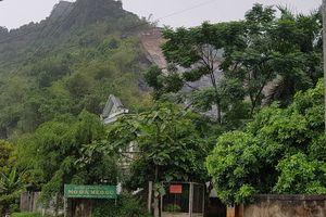 Phú Thọ: Người dân sống cạnh mỏ đá, 'cứ nghe kẻng lại chạy'