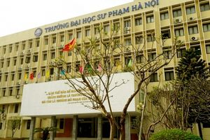 Đại học Sư phạm Hà Nội công bố điểm xét tuyển năm 2018