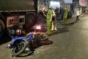 Sơn La: Trên đường đi công tác về, một chiến sĩ công an gặp nạn tử vong