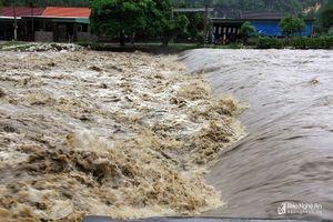 Mưa lớn ở Thanh Hóa, Nghệ An, Hà Tĩnh có khả năng kéo dài nhiều ngày tới