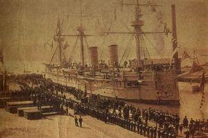 Tìm được xác tàu chiến chứa 200 tấn vàng hay chiêu trò bán tiền ảo?